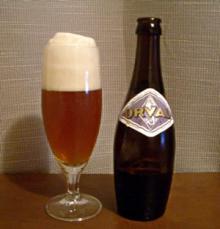 トラピストビール オルヴァル