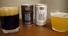 銀河高原ビール SHOT BEER