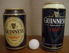ギネスビール2種&球