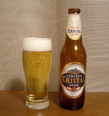 ペルー クリスタルビール