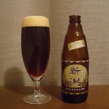 新潟麦酒 新潟 茶ラベル限定醸造