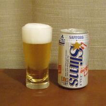 サッポロビール スリムス