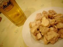 鴻運 鶏の紹興酒漬け
