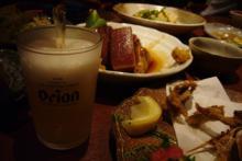 リトル沖縄 オリオンビール