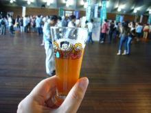 ビール2杯目