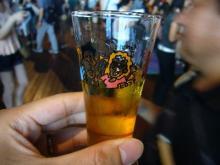 ビール3杯目