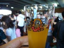 ビール5杯目