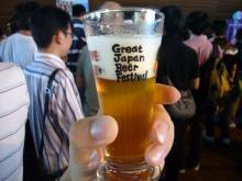 ビール8杯目