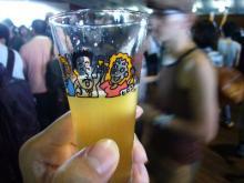ビール11杯目