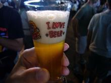 ビール9杯目