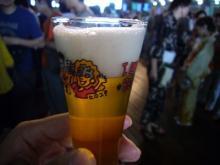 ビール10杯目