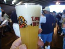 ビール12杯目