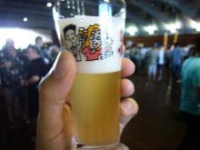 ビール13杯目