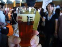 ビール23杯目