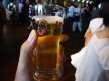 ビール21杯目