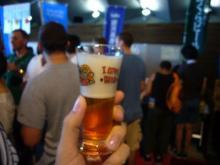 ビール19杯目