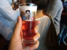 ビール20杯目 赤銅麦酒
