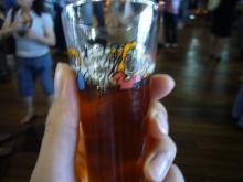 ビール27杯目