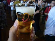 ビール24杯目