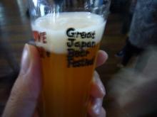 ビール28杯目
