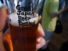 ビール30杯目