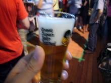 ビール31杯目