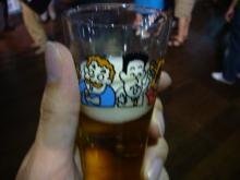 ビール34杯目