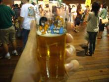 ビール36杯目