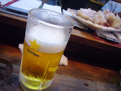 まるいのビール