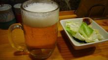 ビール&キャベツ