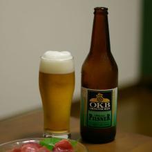 オホーツクビール ピルスナー