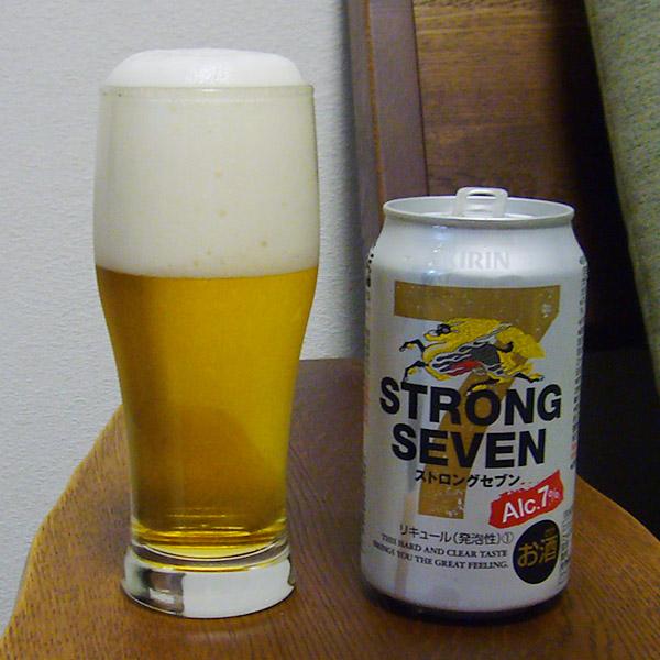 キリンビール ストロングセブン