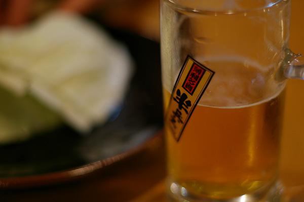 半兵ヱのビール