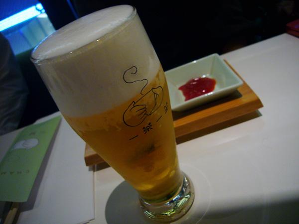 生ビールブログ -とりあえず生!--一茶一坐  ビール!