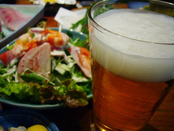 生ビールブログ -とりあえず生!--八丈島料理 はっとり