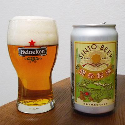 生ビールブログ -とりあえず生!--伊勢角屋麦酒 神都麥酒