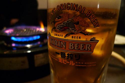 生ビールブログ -とりあえず生!--ビールはキリン 一番搾り