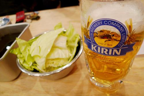 生ビールブログ -とりあえず生!--ビール&キャベツ