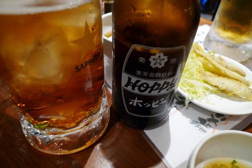 生ビールブログ -とりあえず生!--黒ホッピー