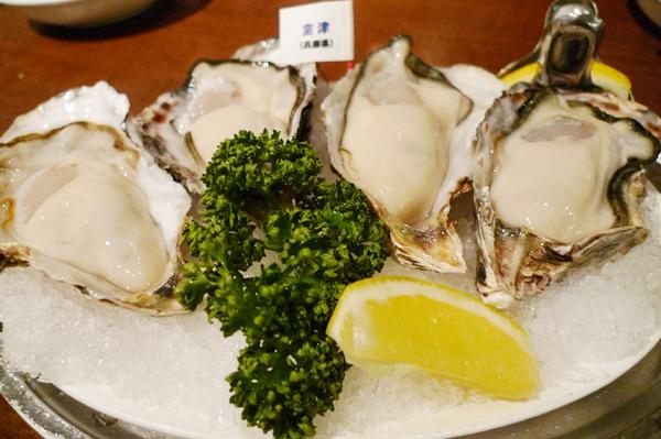 生ビールブログ -とりあえず生!--室津産牡蠣