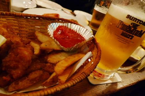 生ビールブログ -とりあえず生!--ビール&チキンバスケット