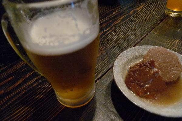 生ビールブログ -とりあえず生!--祖師谷 おさかな道楽 遊