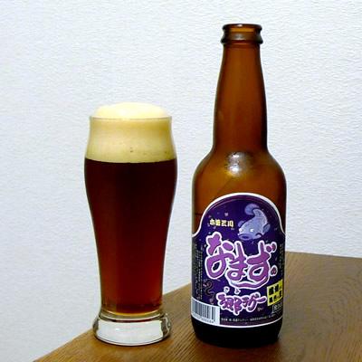 生ビールブログ -とりあえず生!--西濃ブルワリー なまずの郷ラガー