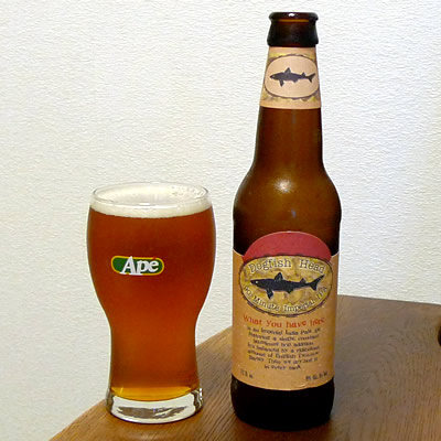 生ビールブログ -とりあえず生!--アメリカ Dogfish 90 Minute IPA