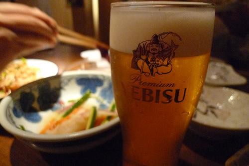 生ビールブログ -とりあえず生!--ヱビスビール