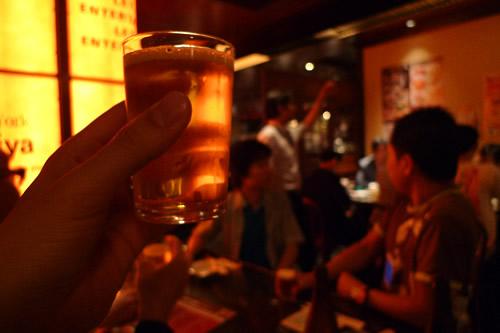 生ビールブログ -とりあえず生!--ブロガーはビール率高し