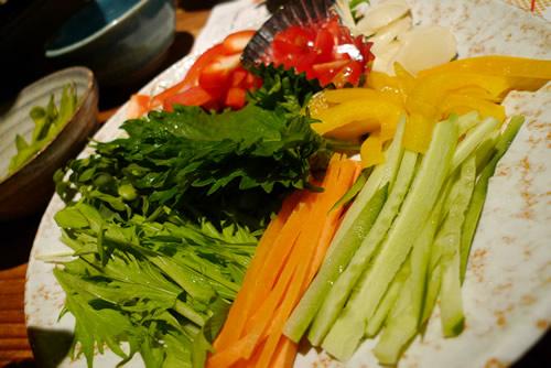 生ビールブログ -とりあえず生!--野菜