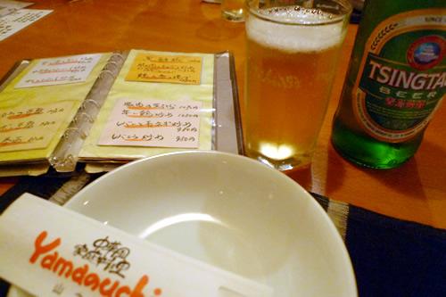 生ビールブログ -とりあえず生!--Yamaのuchi 青島ビール