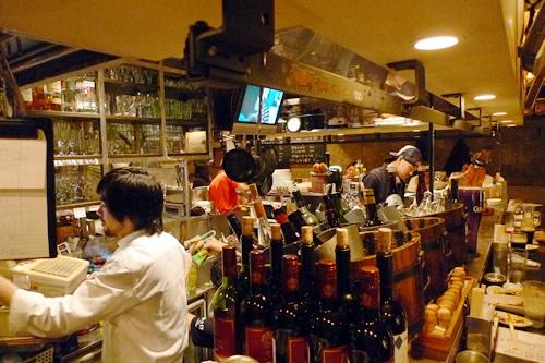 生ビールブログ -とりあえず生!--恵比寿18番店内