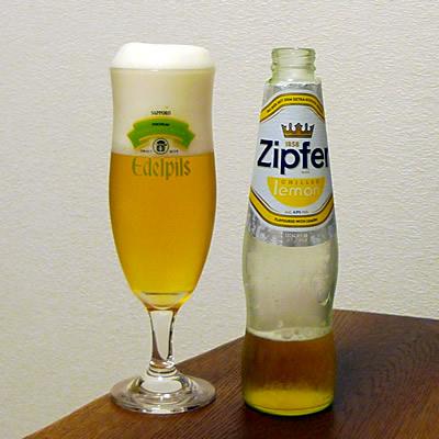 生ビールブログ -とりあえず生!--オーストリア ジッファー レモン